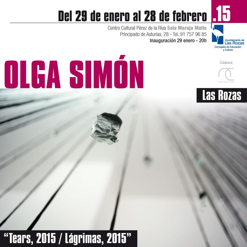 Tears 2015 - Lágrimas 2015 - Olga Simón