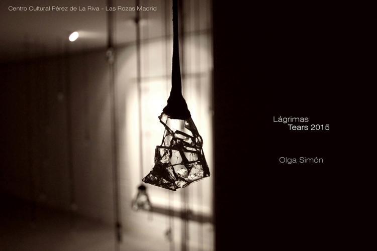Olga Simón Tears 2015 Lágrimas 2015