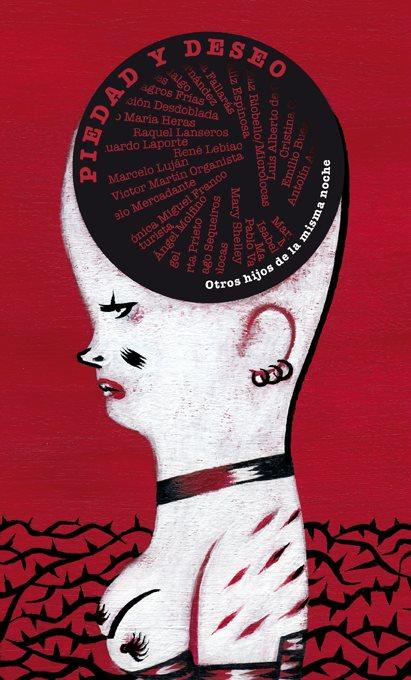 dream 2013, Olga Simón, art, arte, Hijos de Mary Shelley, Fernando Marías, Las Microlocas